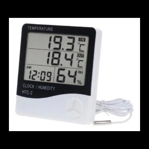 Termómetros y termohigrómetros